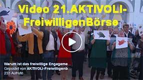 Bild - Video Aktivoli Freiwilligenbörse