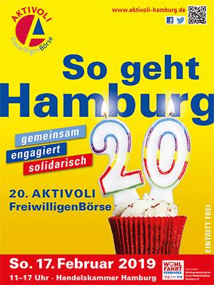 20. Aktivolie Freiwilligenbörse Hamburg